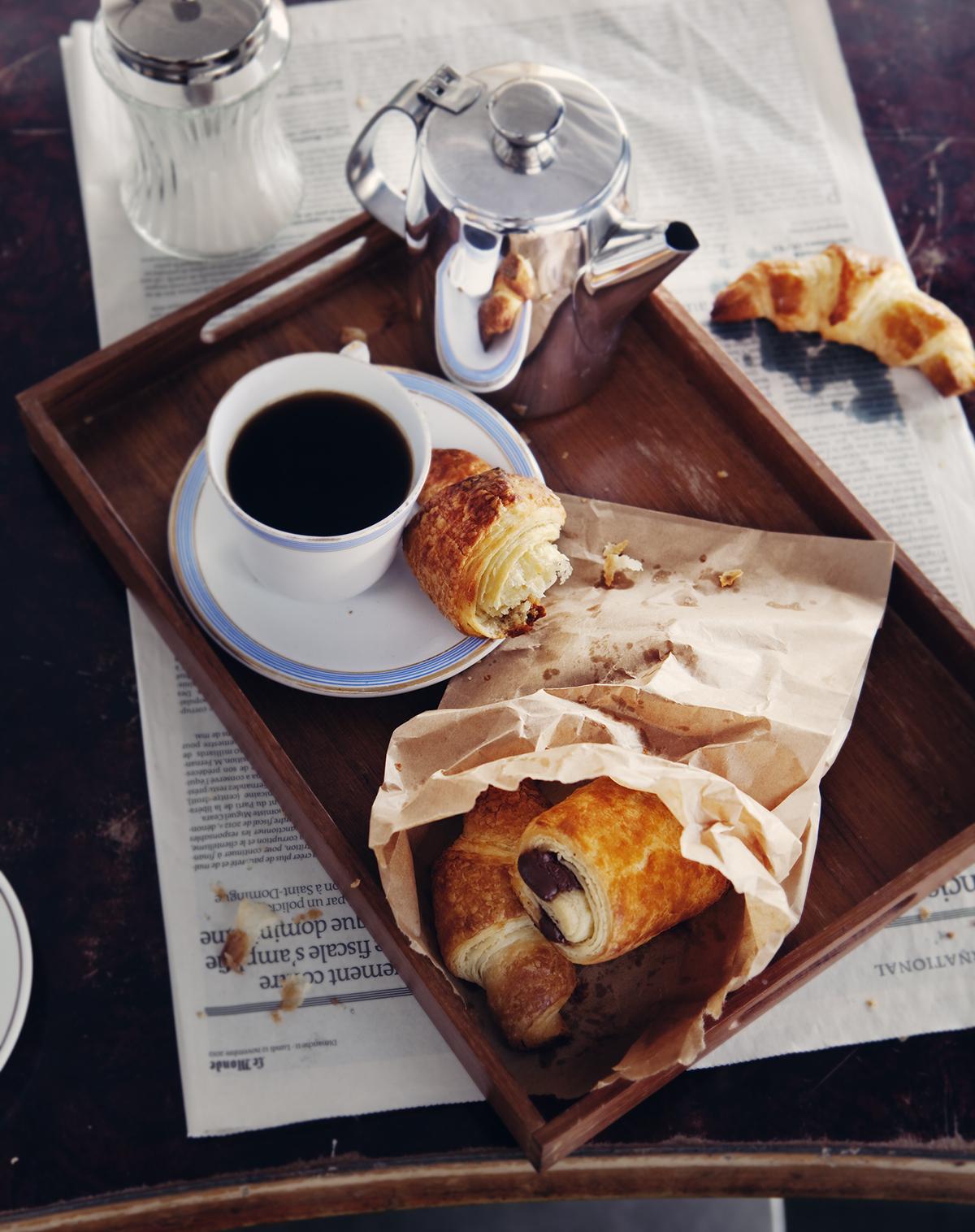 Croissant and pain au chocolat - Photographer Ulrika Ekblom Recipe Mia ...